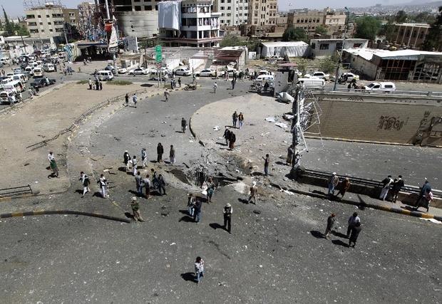 Arab Bunuh 11 Syiah Houthi dan 8 Tentara Pro Pemerintah