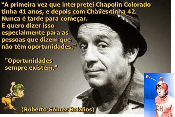 Mensagens - Roberto Gómez Bolaños