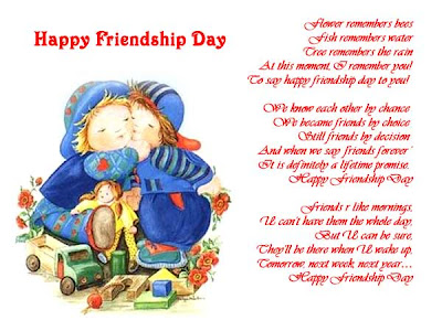 Friendship Day SMS