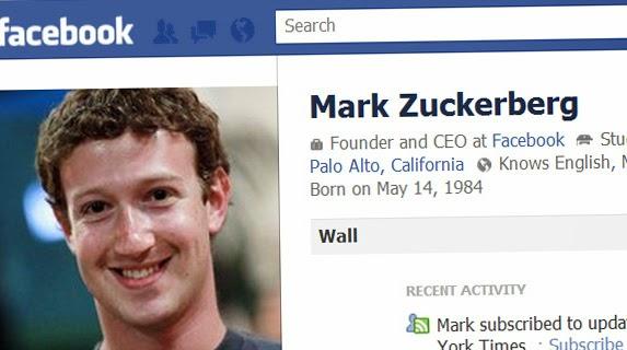Resultado de imagen para facebook mark zuckerberg