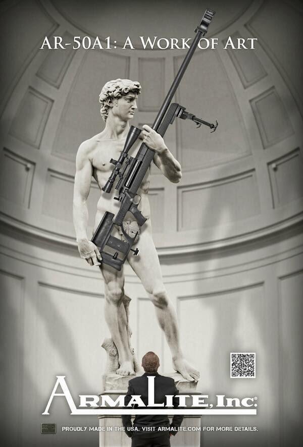 David di Michelangelo: gli americani ci fanno pubblicità? Noi li denunciamo