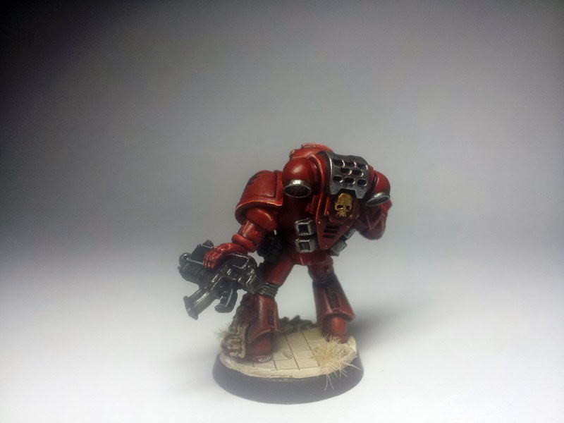 BLOOD ANGELS - WARHAMMER 40000 3-4