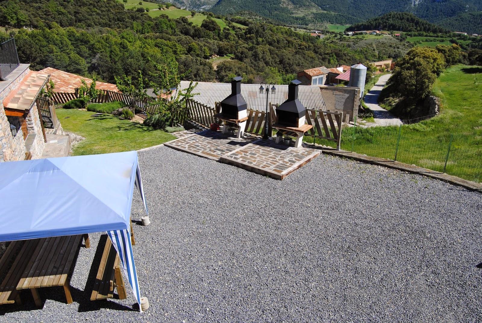 Ruralverd casa rural montan de tost alt urgell 10441 for Casa jardin winter park