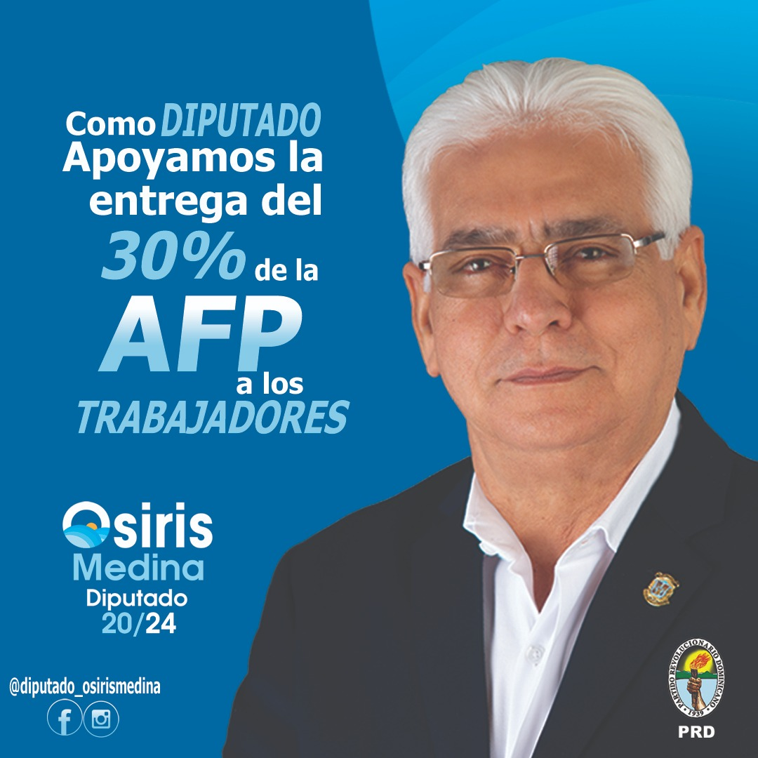 Osiris Medina Diputado