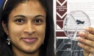 Eesha Khare - Charger Tercepat di Dunia