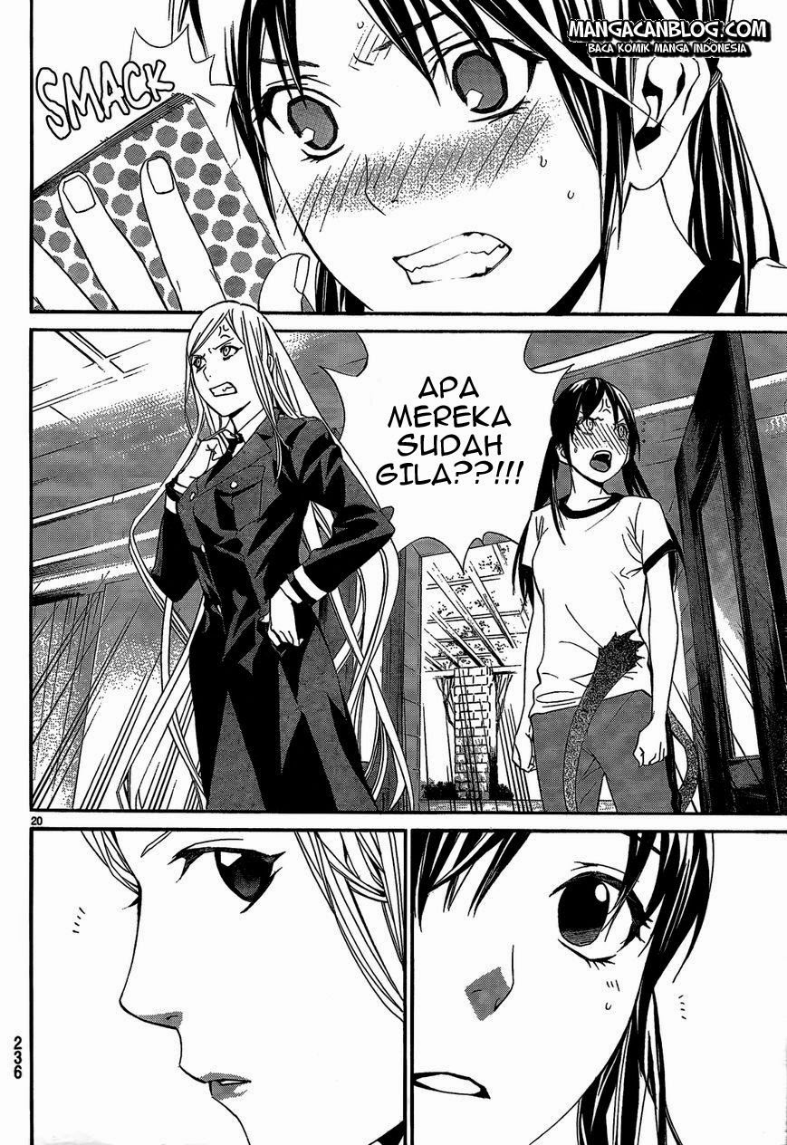 Noragami Chapter 40-21