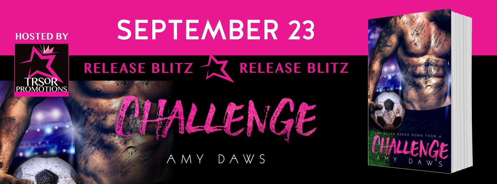 Challenge Release Day Blitz