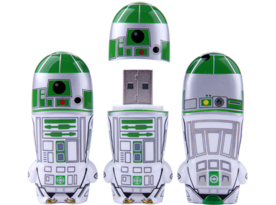 the blot says star wars x mimoco r2 a6 mimobot usb flashdrive. Black Bedroom Furniture Sets. Home Design Ideas