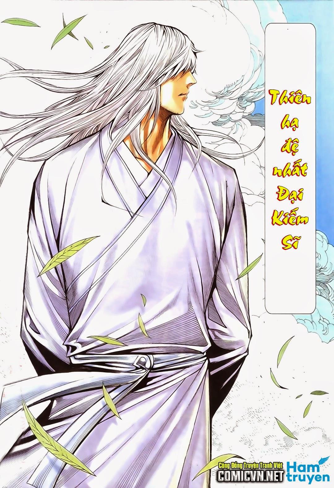 Phong Thần Ký chap 181 - Trang 30