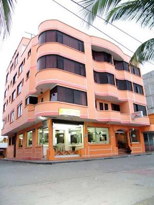 Hotel Milamar en Atacames