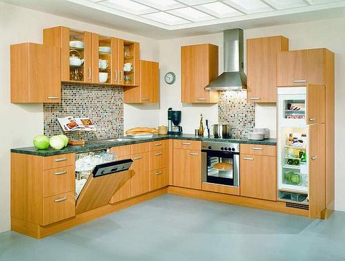 La decoration decoration cuisine - Decoration de la cuisine photo gratuit ...