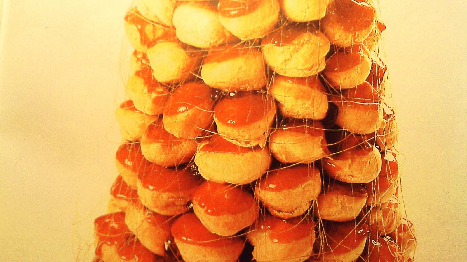 Huba reposter a profiteroles rellenos - Profiteroles salados rellenos ...