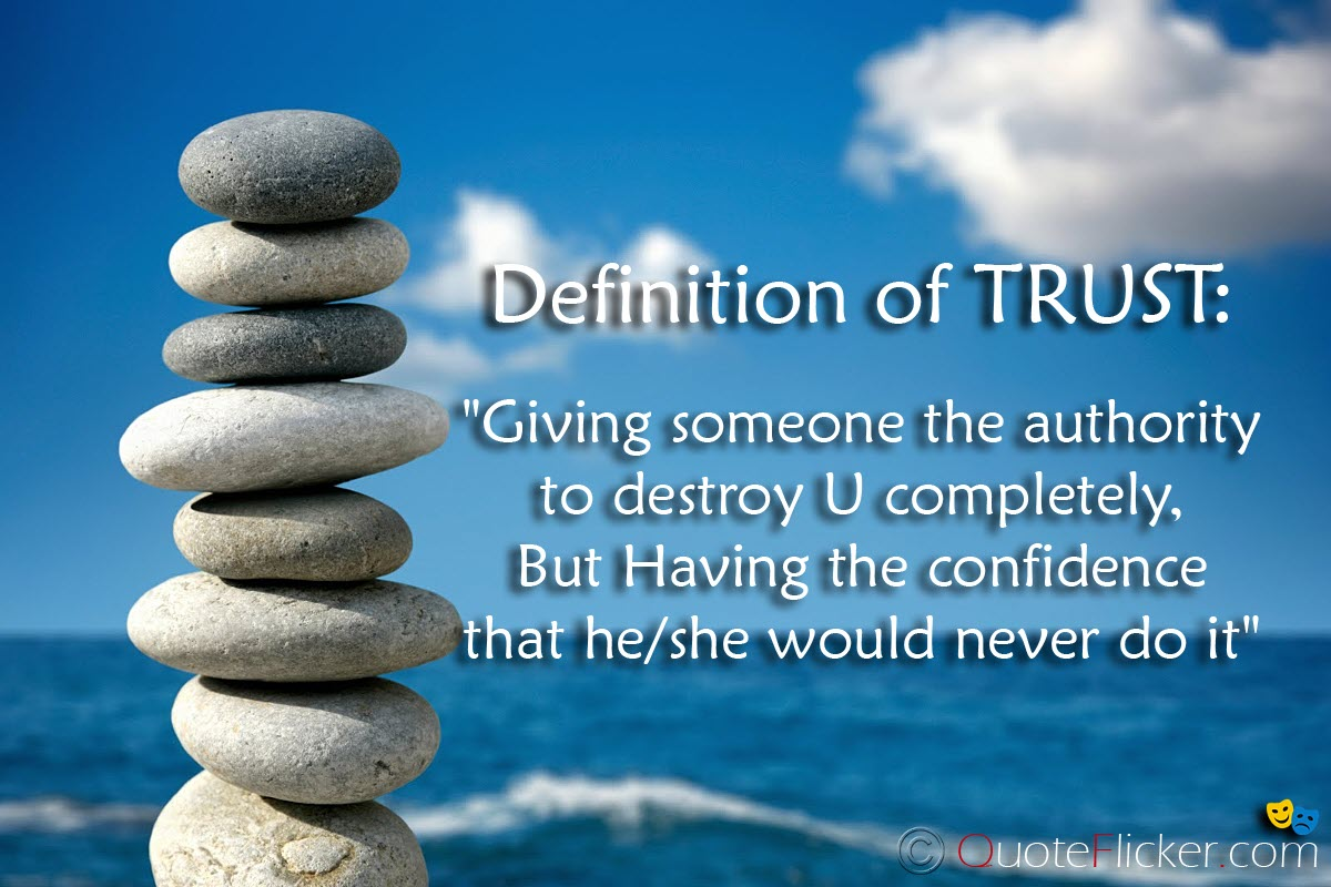 the meaning of trust A living trust – also called an inter-vivos trust – is a written document in which an individual's assets are provided as a trust for the individual's use and benefit during.