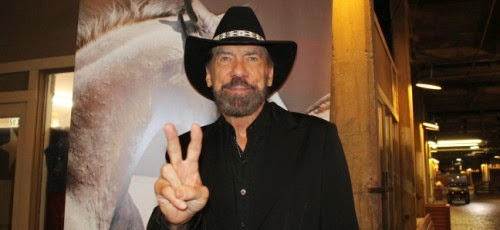 Iconic Billionaire John Paul DeJoria at the RIDE TV Launch Party in Fort Worth Stockyards