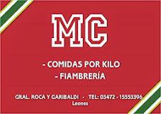 MC COMIDAS POR KILO
