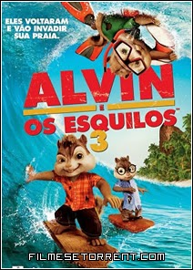 Alvin e os Esquilos 3 Torrent Dual Audio