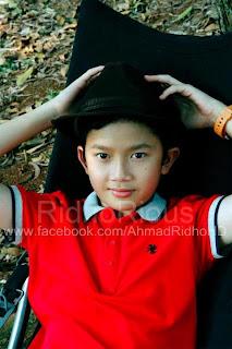 Ahmad Ridho