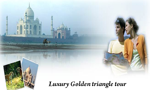 India Travel - Luxury Golden triangle tour