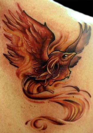 tattoo designs phoenix