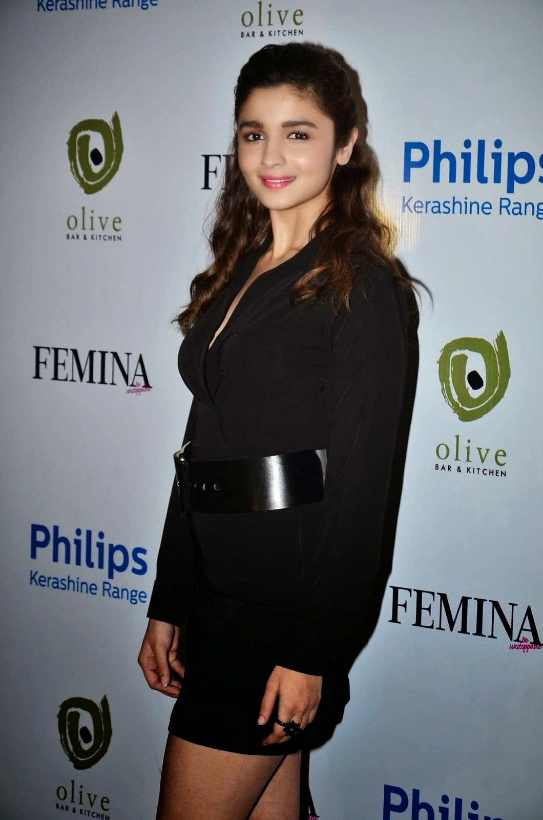 Alia Bhatt at Femina Magazine Cover Launch