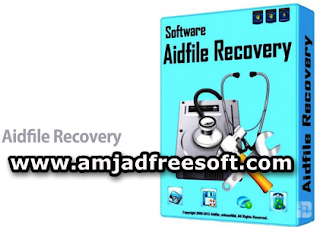 Aidfile Recovery Software Professional 3.67 With Keygen Free Download [New]