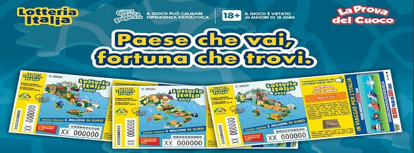 LOTTERIA ITALIA ESTRAZIONI