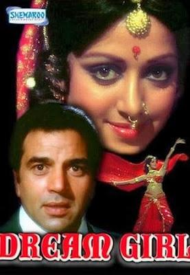 Dream Girl (1977) Hindi Old Classic Movie DVDRip