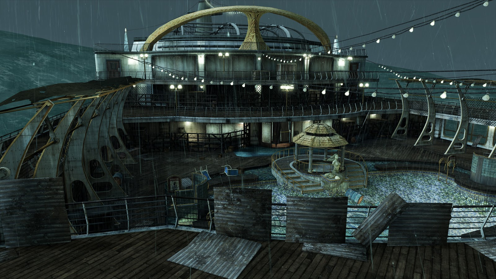 The Ghost Ship Ghost Ship  Expansion 2