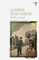 'La partida de los músicos', novela del sueco  Per Olov Enquist