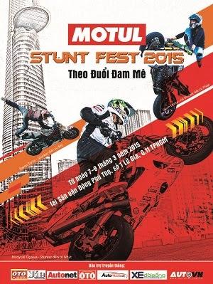 Motul Stunt Fest 2015
