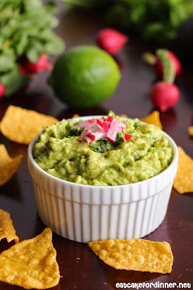 Tyler Florence's Guacamole
