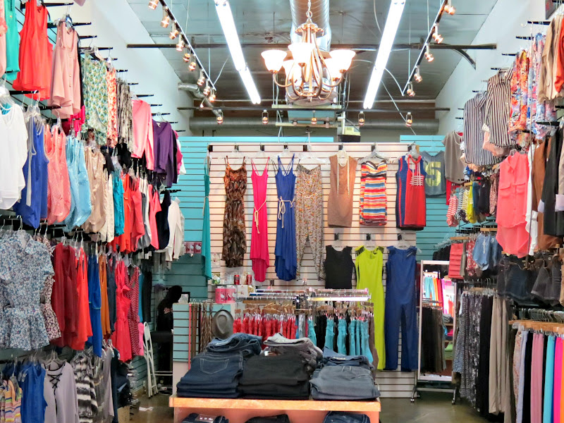 Wholesale Clothing Los Angeles Fashion District