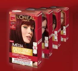 Amostra Gratis Imédia Excellence Creme da L'Oréal Paris