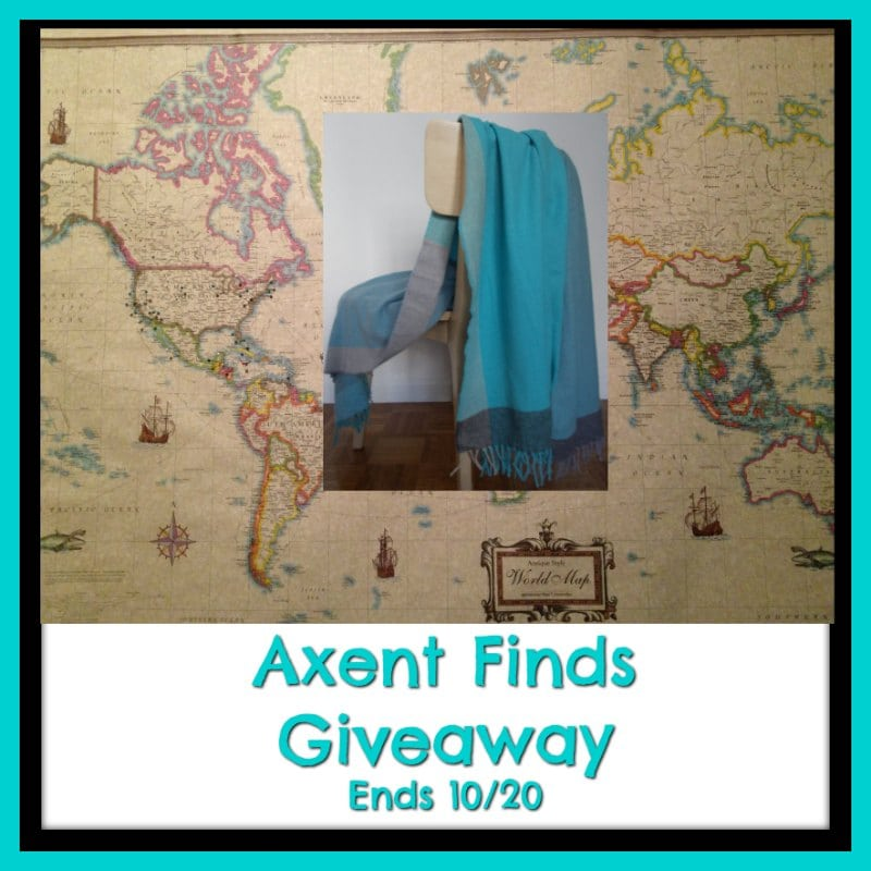Axent Finds Giveaway