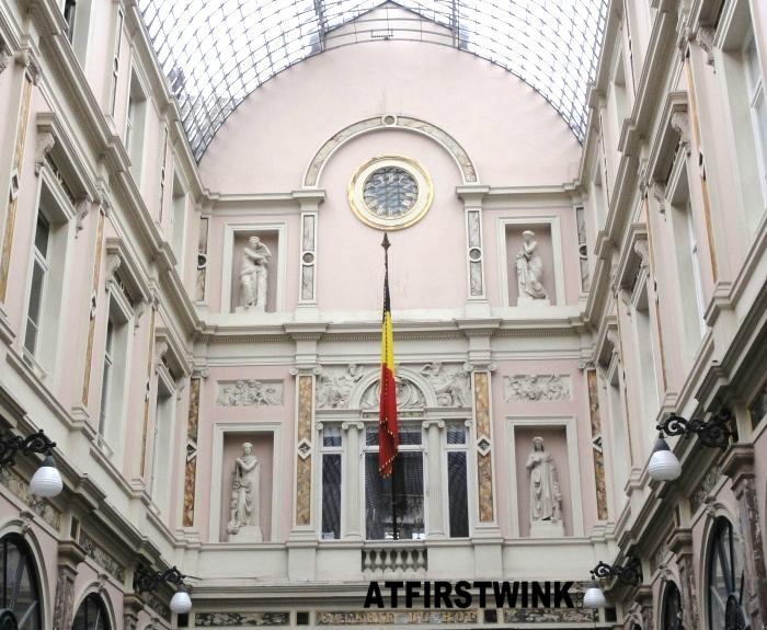 Les Galeries Royales Saint Hubert (Koninklijke Sint-Hubertusgalerijen) top