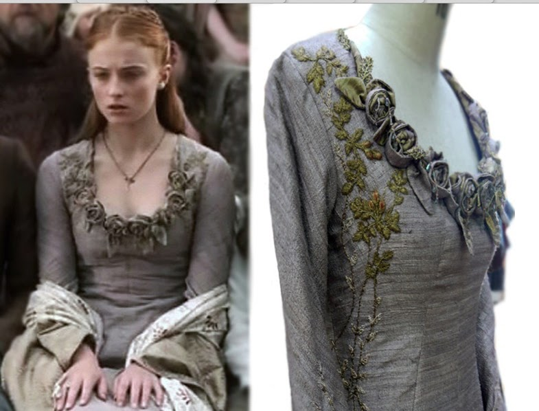 Buttons And Birdcages Game Of Thrones Embroidery