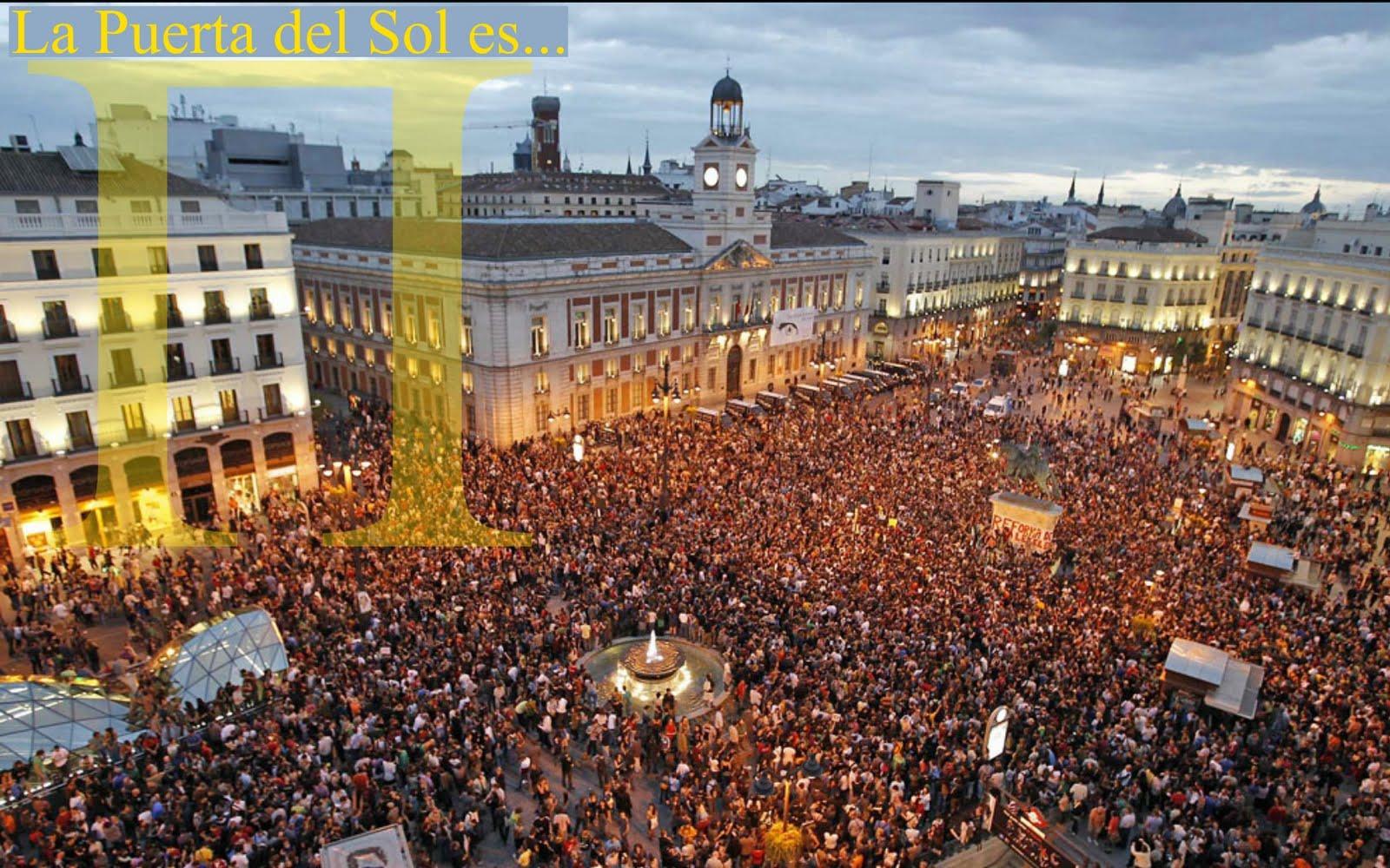 La sabiduria de la luz la puerta del sol una revoluci n for Puerta del sol ahora