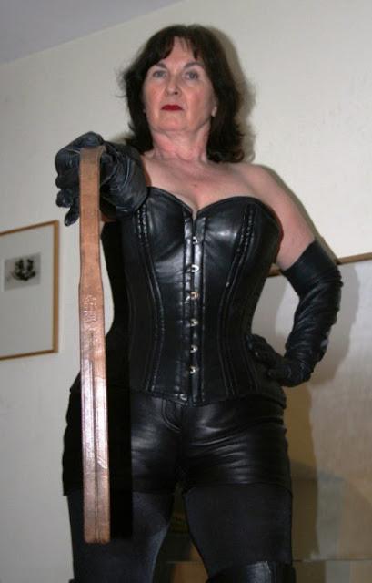 Female authority kat - 1 part 6
