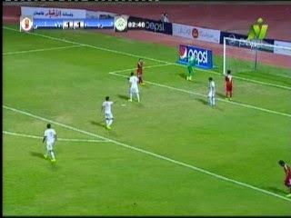 اهداف مباراة الاهلى و الرجاء 1-2 الدورى المصرى 2-10-2014  AHLY vs El RAGAA GOALS