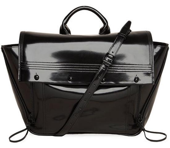 abichi patent satchel styleseeking zurich. Black Bedroom Furniture Sets. Home Design Ideas