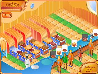 Burger Fiesta - burger game