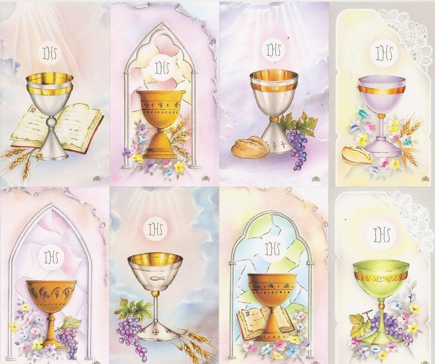 First Holy Communion Cards