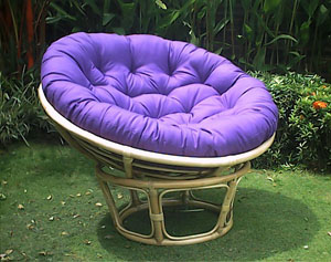 Different types of papasan chairs papasan chair best for Best papasan chair