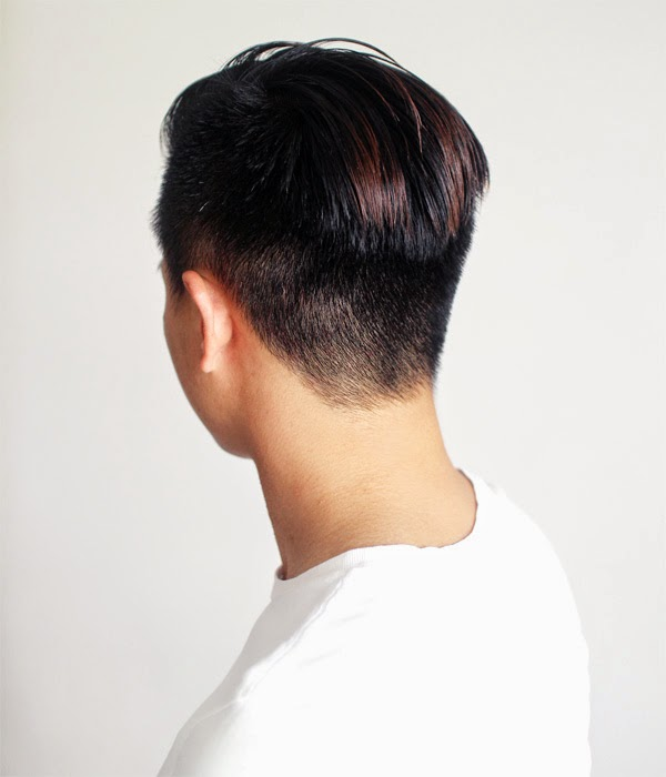 Undercut Hairstyle Men 2014 - Hairstyles Trends