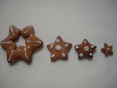 Gwiazdki z piernika