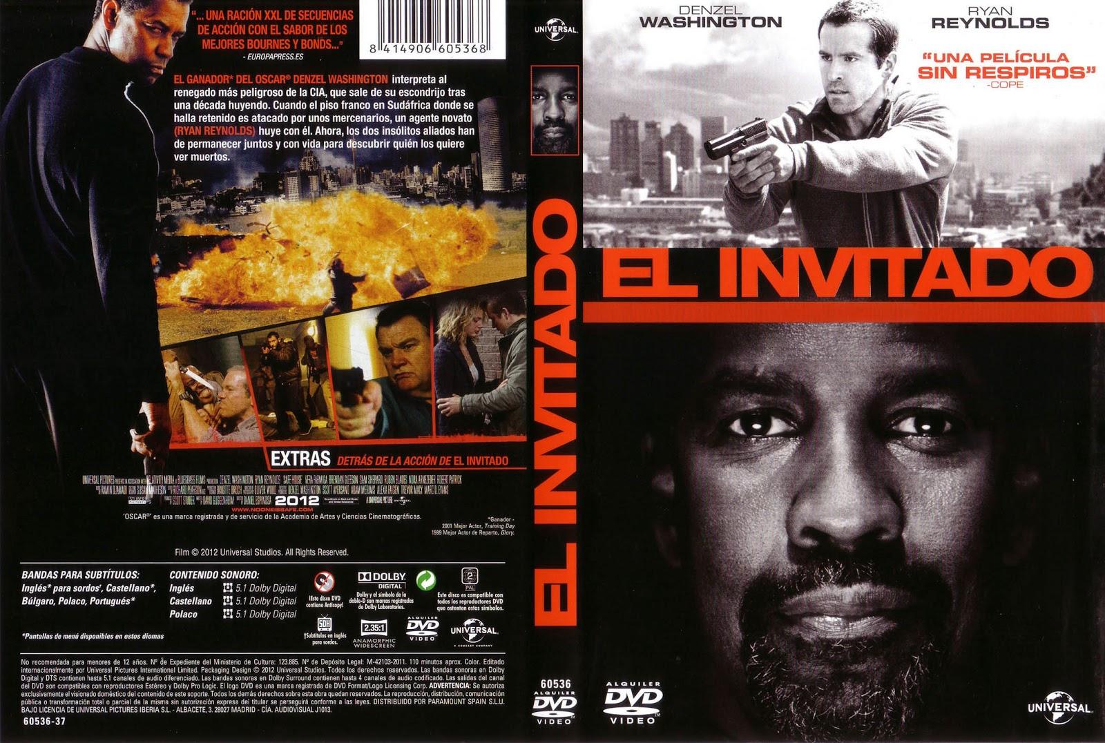 ELCINEENSUSMANOS: EL INVITADO (ACCION)