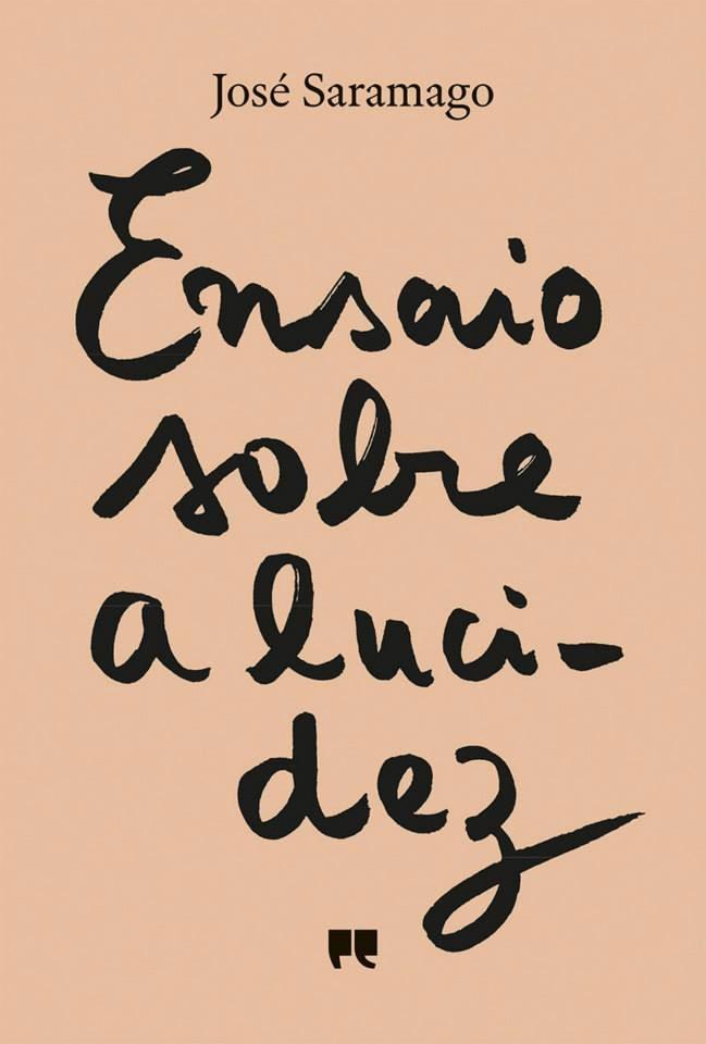 Ensaio Sobre a Lucidez, José Saramago, Capa Nova, Porto Editora, Dulce Maria Cardoso