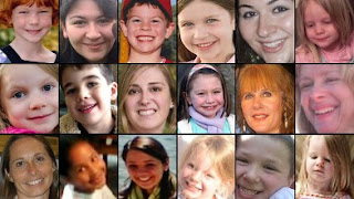 Newtown, Connecticut school shooting victims