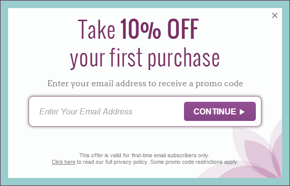 Coupon code wayfair