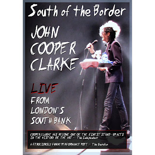 john cooper clarke live from london's south bank